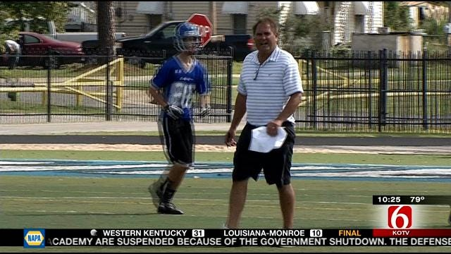 Father-Son Combo Leading Sapulpa To Great Start In 2013