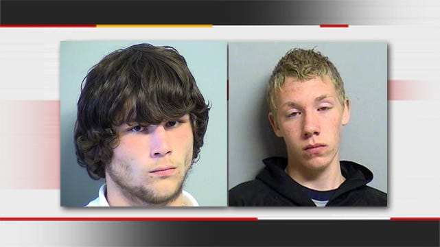 2 Tulsa Teens Charged As Youthful Offenders With Shooting Driver