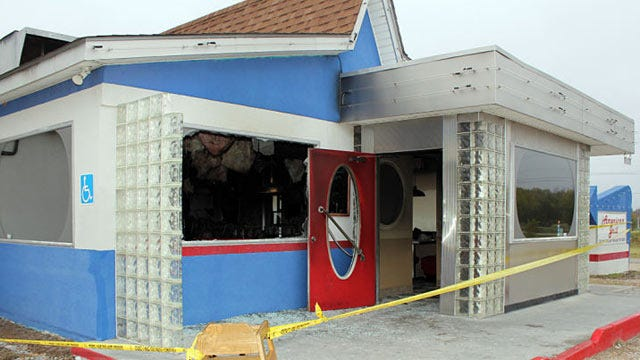 Authorities Investigate Two Grove Business Fires