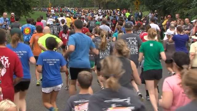 Tulsa 'Head For The Cure' Run To Benefit Brain Cancer Research