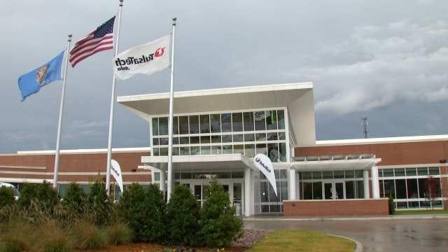 Tulsa Tech Dedicates New Sand Springs Campus