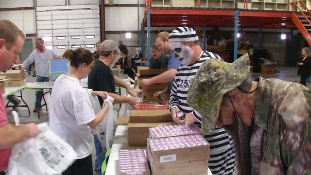 Broken Arrow Company's Costume Contest Benefits Food For Kids