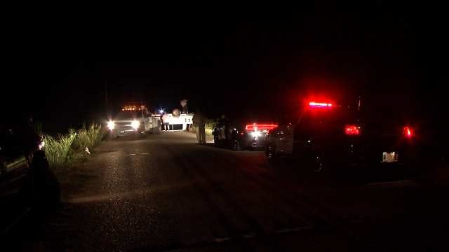 One Dead In Rollover Crash, 12-Year-Old Critically Injured