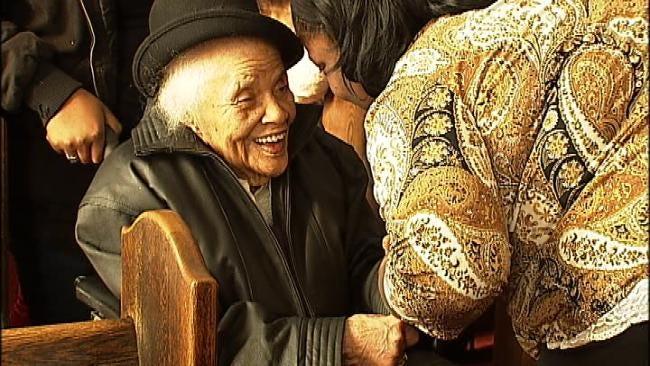 Tulsa Race Riot Survivor Lucille Figures, 104, Laid To Rest