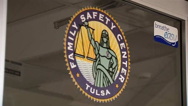 Tulsa's Family Safety Center Moves To Downtown Police Station