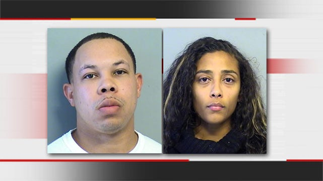 Pair Arrested After Bixby Boy Reports Dad Hit Him With Belt