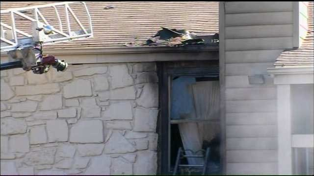 Resident Taken To Hospital After Fire At Stonecrest Apartments