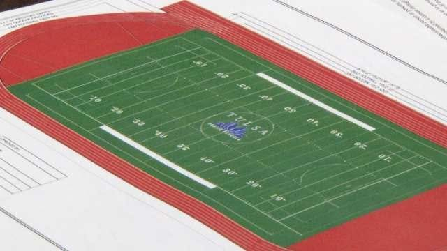 Tulsa School Board To Vote On Replacing Turf At 2 Stadiums