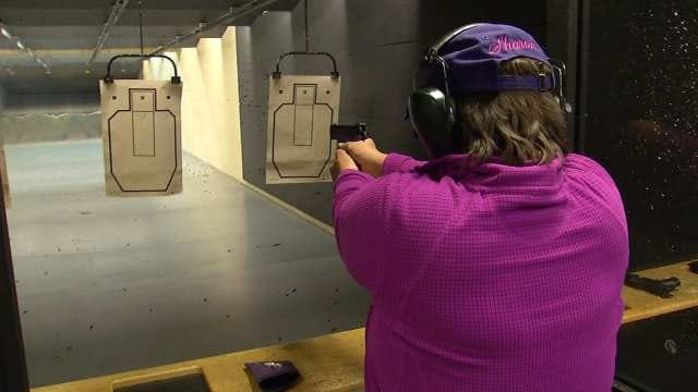 'Well Armed Women' Take Aim In Tulsa
