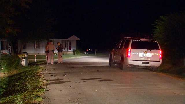 Deputies Say Tulsa County Homeowner Stabbed During Argument