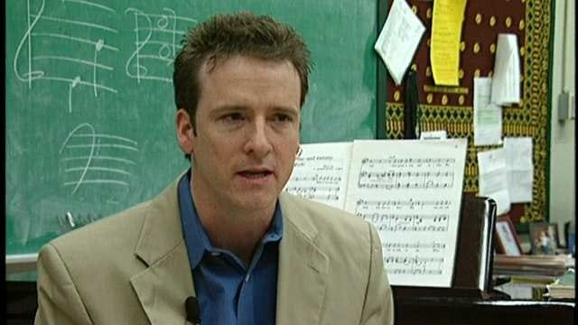 Former Edison High School Student Speaks Out About Former Choir Director