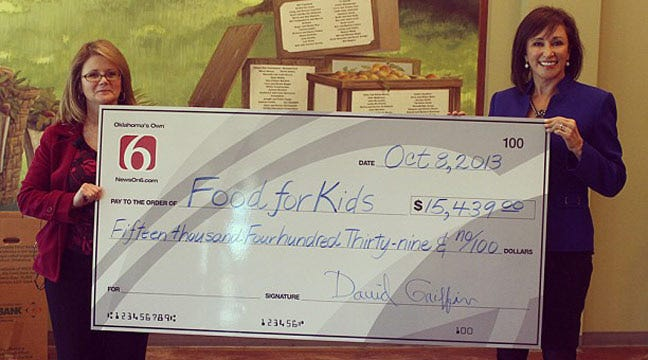 News On 6 Viewers Raise More Than $15,000 For Food For Kids