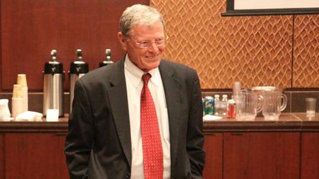 Senator Jim Inhofe Recovering Following Heart Surgery