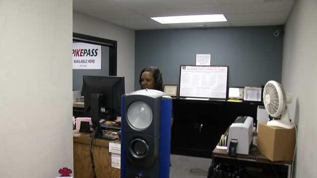 Burglars Hit OKC Tag Agencies; Tulsa Agencies Warned To Be Careful