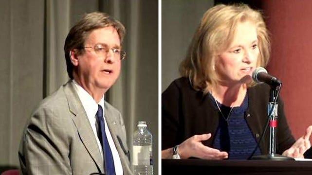 Candidates For Tulsa Mayor Meet For Economic Forum