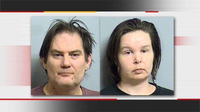 Police: Tulsa Parents Arrested For Starving Their Daughter