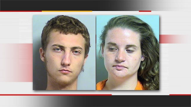 Couple Argues Their Way To Tulsa Jail