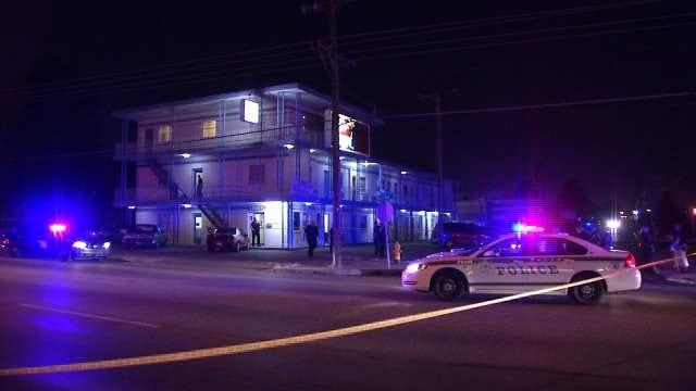 Off-Duty OHP Trooper Shoots, Kills Man At Tulsa Hotel
