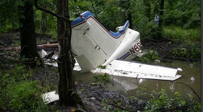 NTSB Blames Pilot's Medications For Deadly 2010 Plane Crash In Tulsa