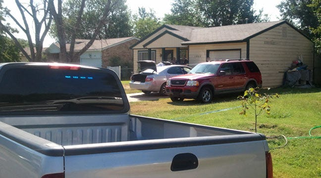 Police: US Marshal Pursuit In Tulsa Ends With Arrest Of Fugitive