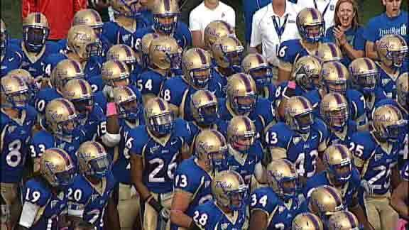 TU Preps For Huge Opportunity In Norman