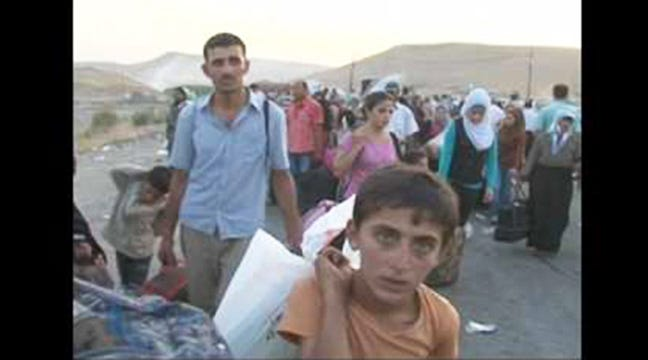 Tulsa Minister Witnesses Syrian Tragedy, Hurt