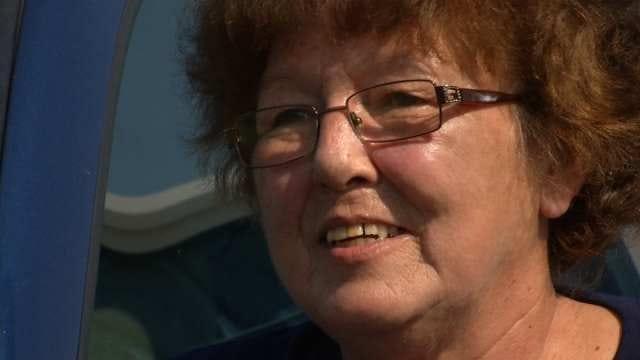 Good Samaritan Recounts Helping Save Driver Of Overturned Semi