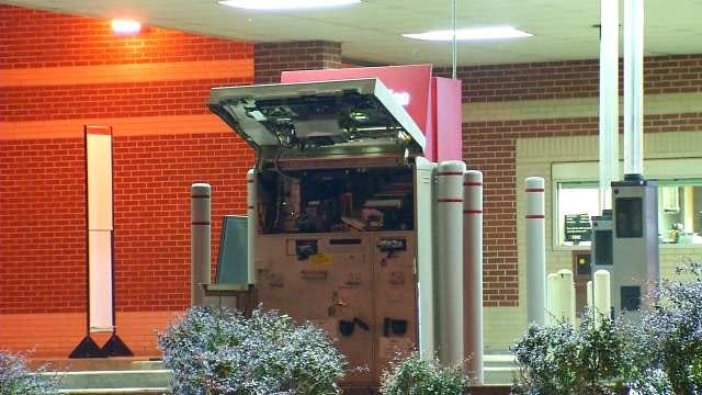 Men Trying To Steal Tulsa ATM Lead Police On Long Chase