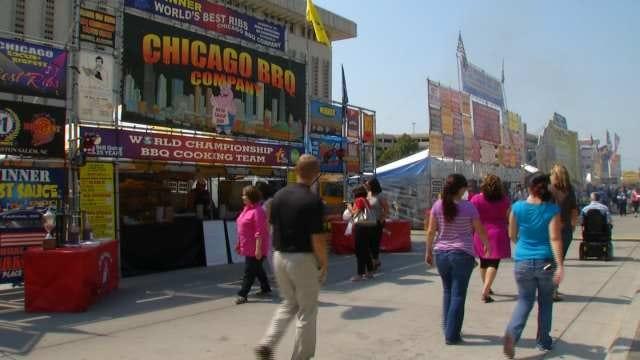 5th Rock 'N Rib Festival Kicks Off Downtown With Free Admission