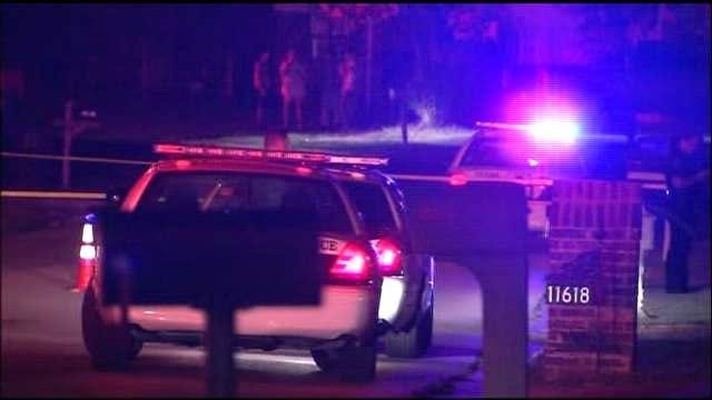 Tulsa Police Officer Shoots, Wounds Man Wielding Knife At Domestic Incident