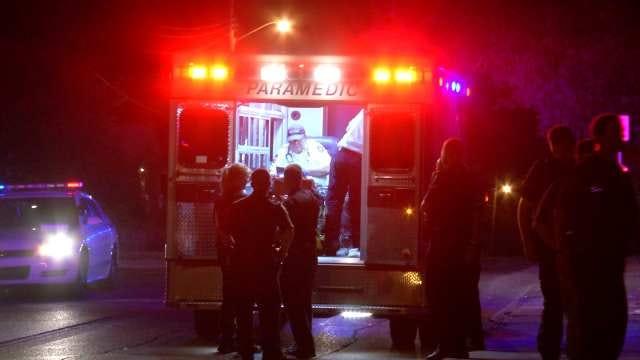 Deputies: West Tulsa Woman Shoots Husband In Neck