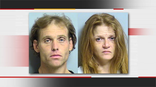 Couple Arrested In Storm Shelter Of Vacant Tulsa House