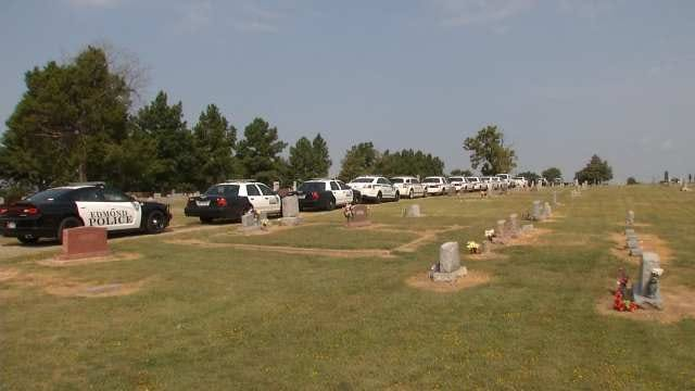 Okfuskee County Deputy Killed In Crash Laid To Rest