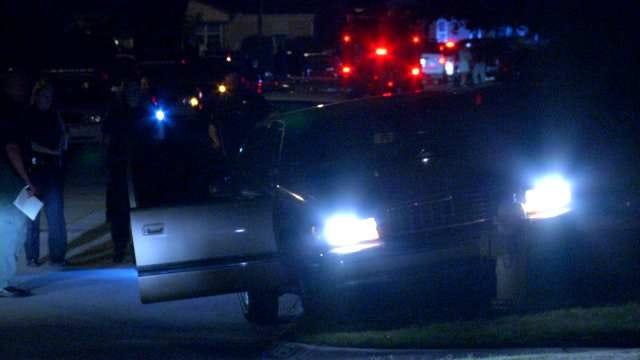 Tulsa Police Investigate City's 43rd Homicide
