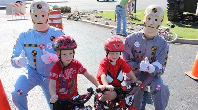 Kids Invited To Claremore Safety Day Saturday
