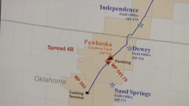 Osage County Residents Hear Plans For New Oil Pipeline