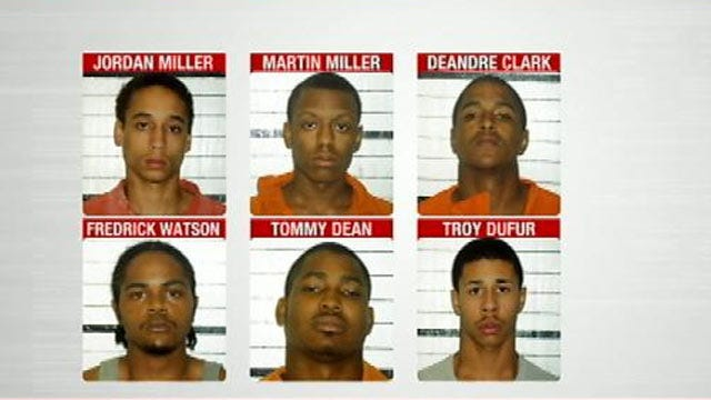 Three Men Sentenced In 2011 Shooting Death Of Fort Gibson Teen