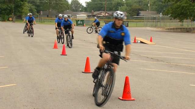 Rogers County Sheriff's Department Creates Bike Patrol Unit