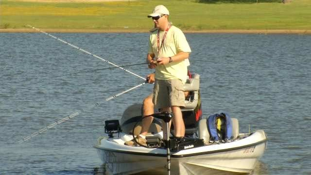 Bass Fishing Tournament For Disabled Veterans Coming To Lake Eufaula