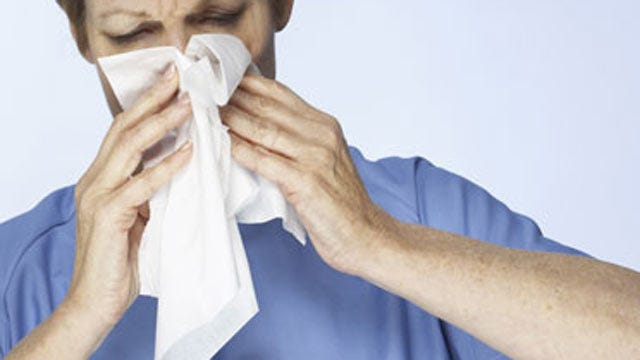 Experts: Seasonal Allergies In Oklahoma Bad This Fall