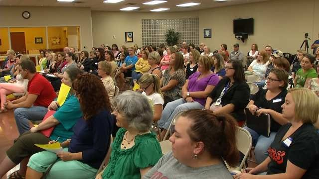 Green Country Parents, Educators Express Concerns Over Standardized Testing