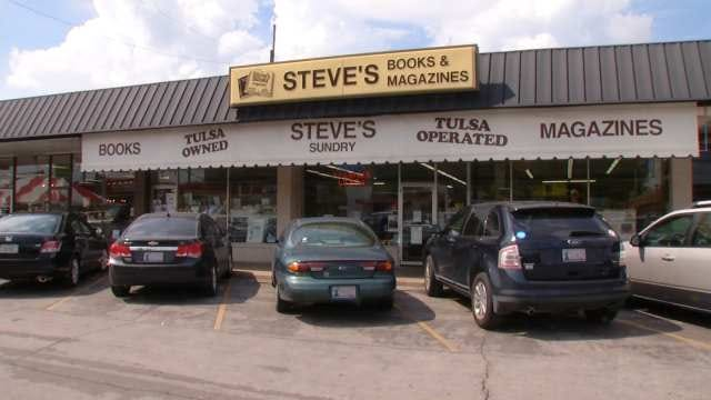 Iconic Tulsa Bookstore Steve's Sundry To Close At Year's End