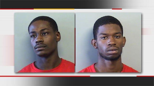 Police: 2 Men Arrested After Crashing While Fleeing Burglary