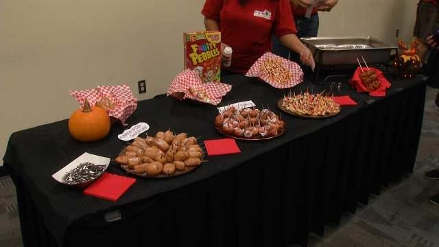 Tulsa State Fair Organizers Preview New Fried Concoctions