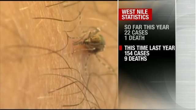 Woman Shares Her Ordeal With West Nile Virus; 2 Cases Confirmed In Tulsa