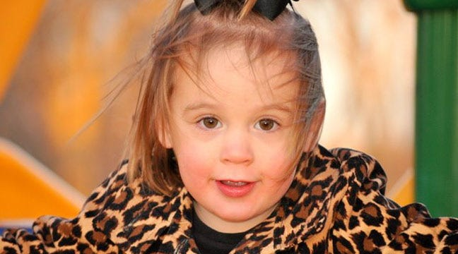 Fund Set Up In Memory Of Rosalie, Owasso Toddler Who Died Friday