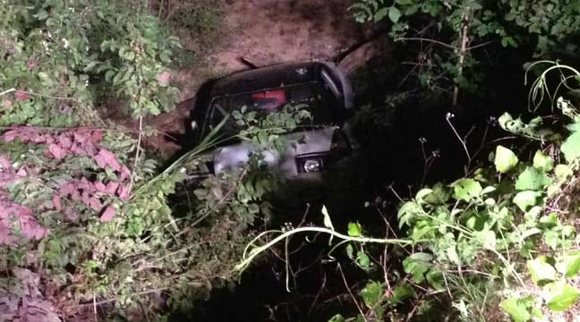 OHP: Alcohol A Factor In Sand Springs Rollover Wreck