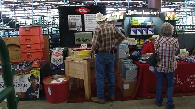 Heart Of America Show Brings Farmers To Beggs