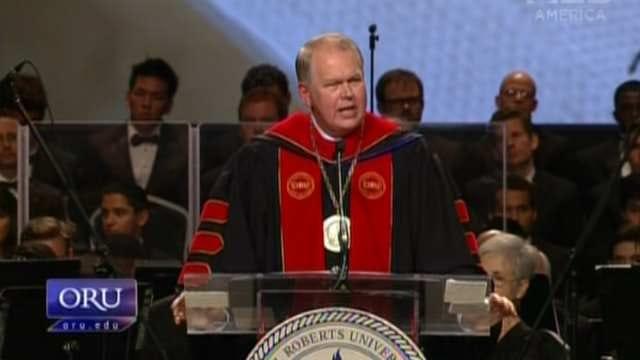 Oral Roberts University Inaugurates New President
