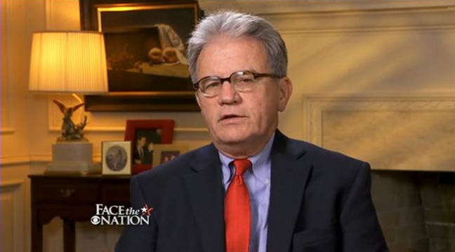 Coburn: 'We Don't Have The Ability To Defund Obamacare'